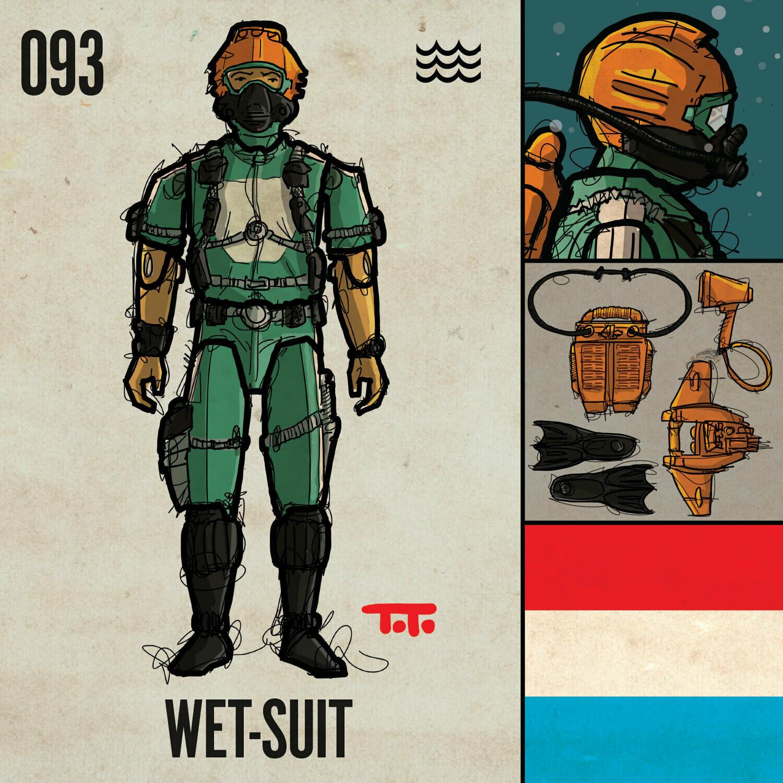 G365 SQ-093 WET-SUIT v1