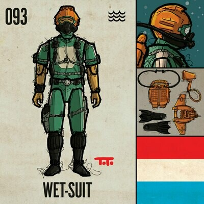 G365 SQ-093 WET-SUIT v1