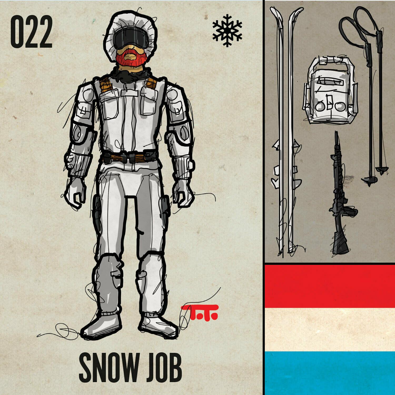 G365 SQ-022 SNOW JOB