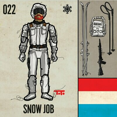G365 SQ-022 SNOW JOB