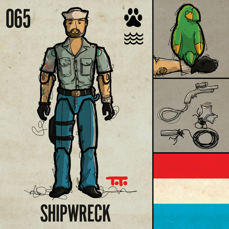 G365 SQ-065 SHIPWRECK