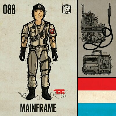 G365 SQ-088 MAINFRAME