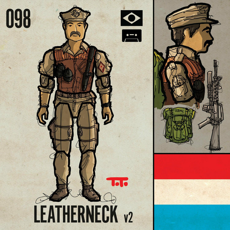 G365 SQ-098 LEATHERNECK v2