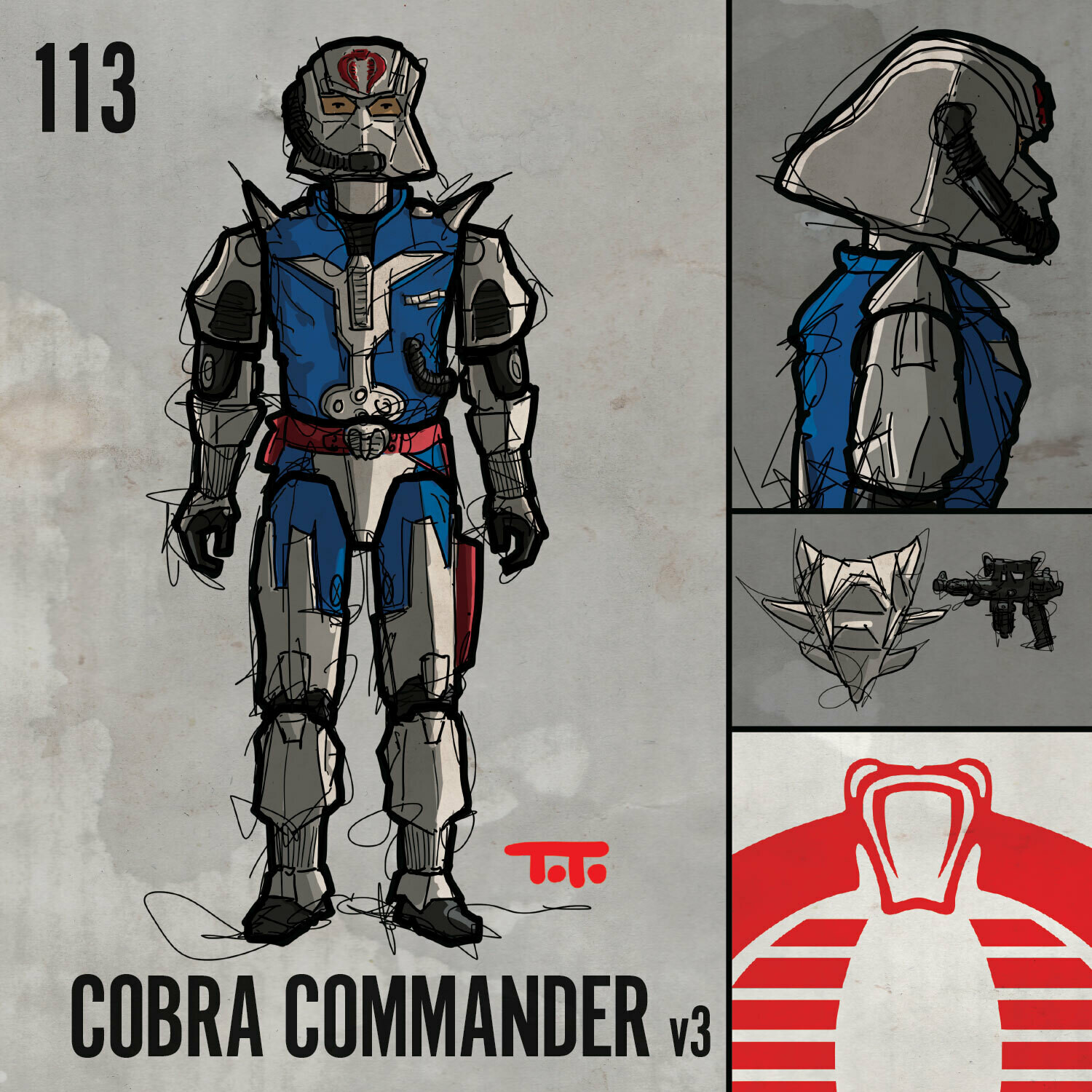 G365 SQ-113 COBRA COMMANDER v3