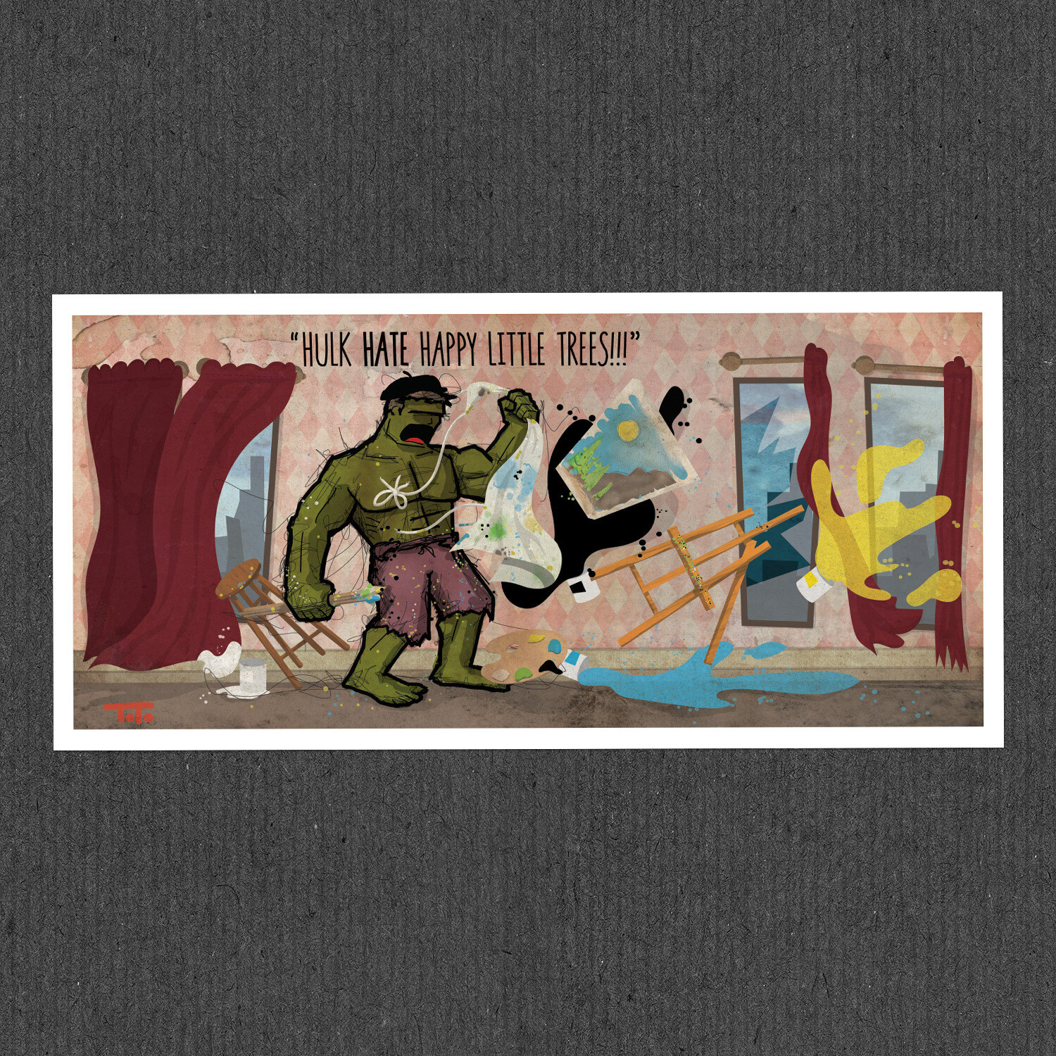 DID Comic - SH - Hulk
