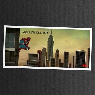 DID Comic - SH - Spider-man