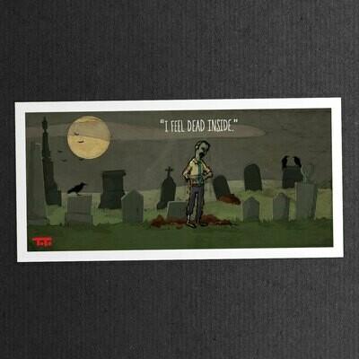 DID Comic - HW - Zombie