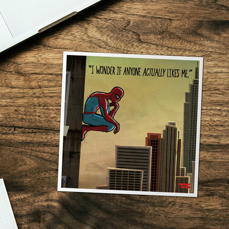 DID - SQ - SH- Spider-man
