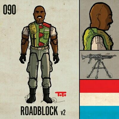 G365 SQ-090 ROADBLOCK v2
