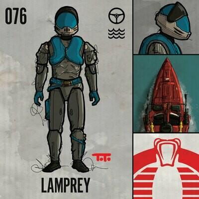 G365 SQ-076 LAMPREY