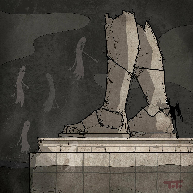 Demon POSTCARD - 08 - RHODES