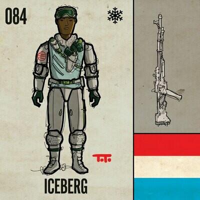 G365 SQ-084 ICEBERG