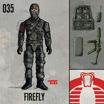 G365 SQ-035 FIREFLY