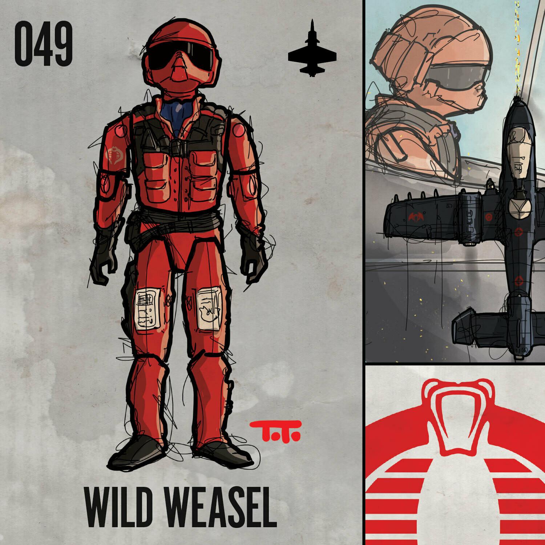 G365 SQ-049 WILD WEASEL