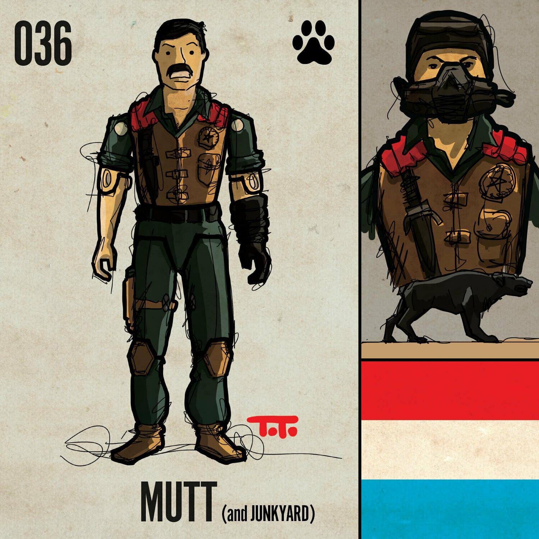 G365 SQ-036 MUTT