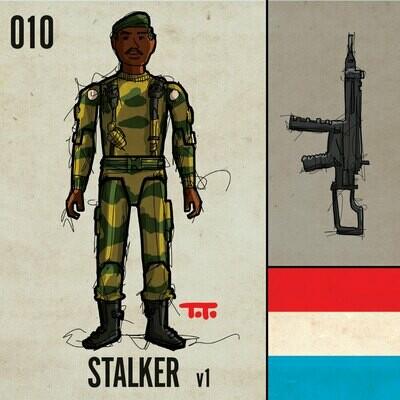 G365 SQ-010 STALKER