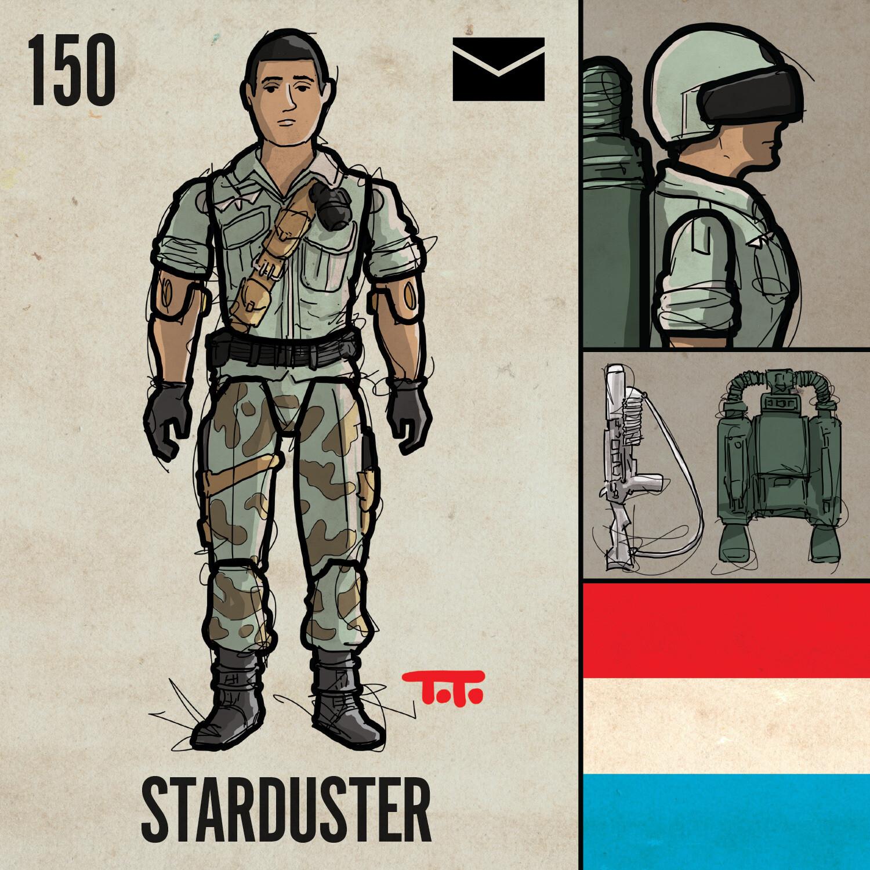 G365 SQ-150 STARDUSTER