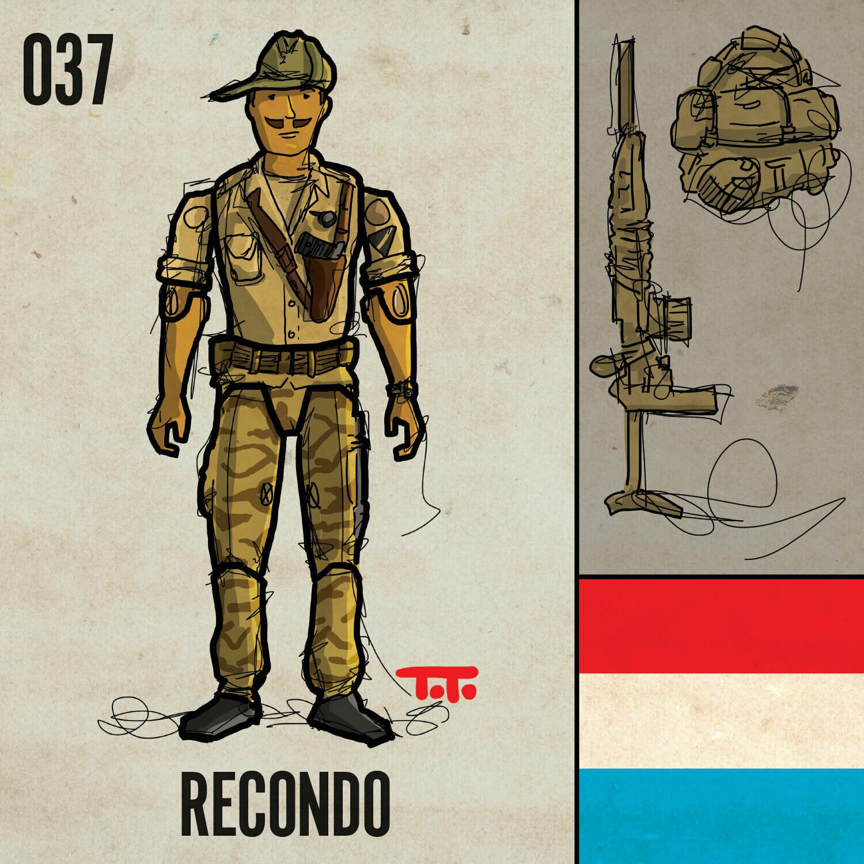 G365 SQ-037 RECONDO