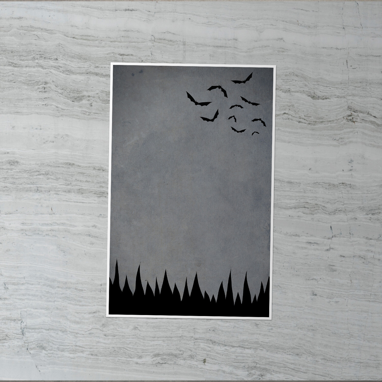HW - 5x7 - 01 - Bats