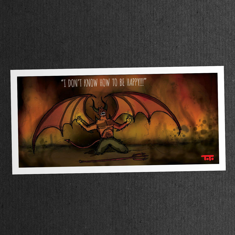 DID Comic - OG - Devil