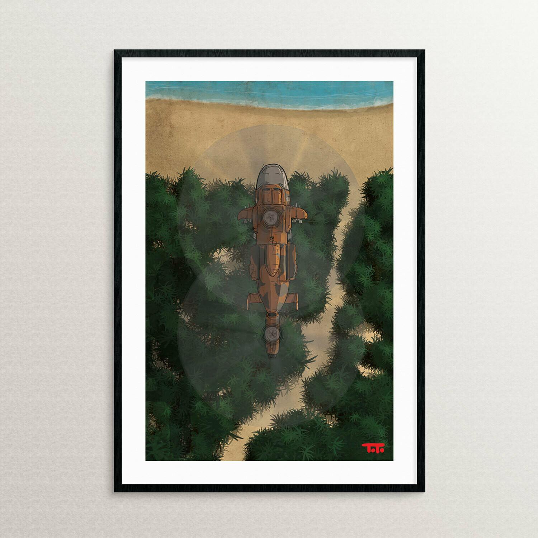 GIJOE365 POSTER - Tomahawk
