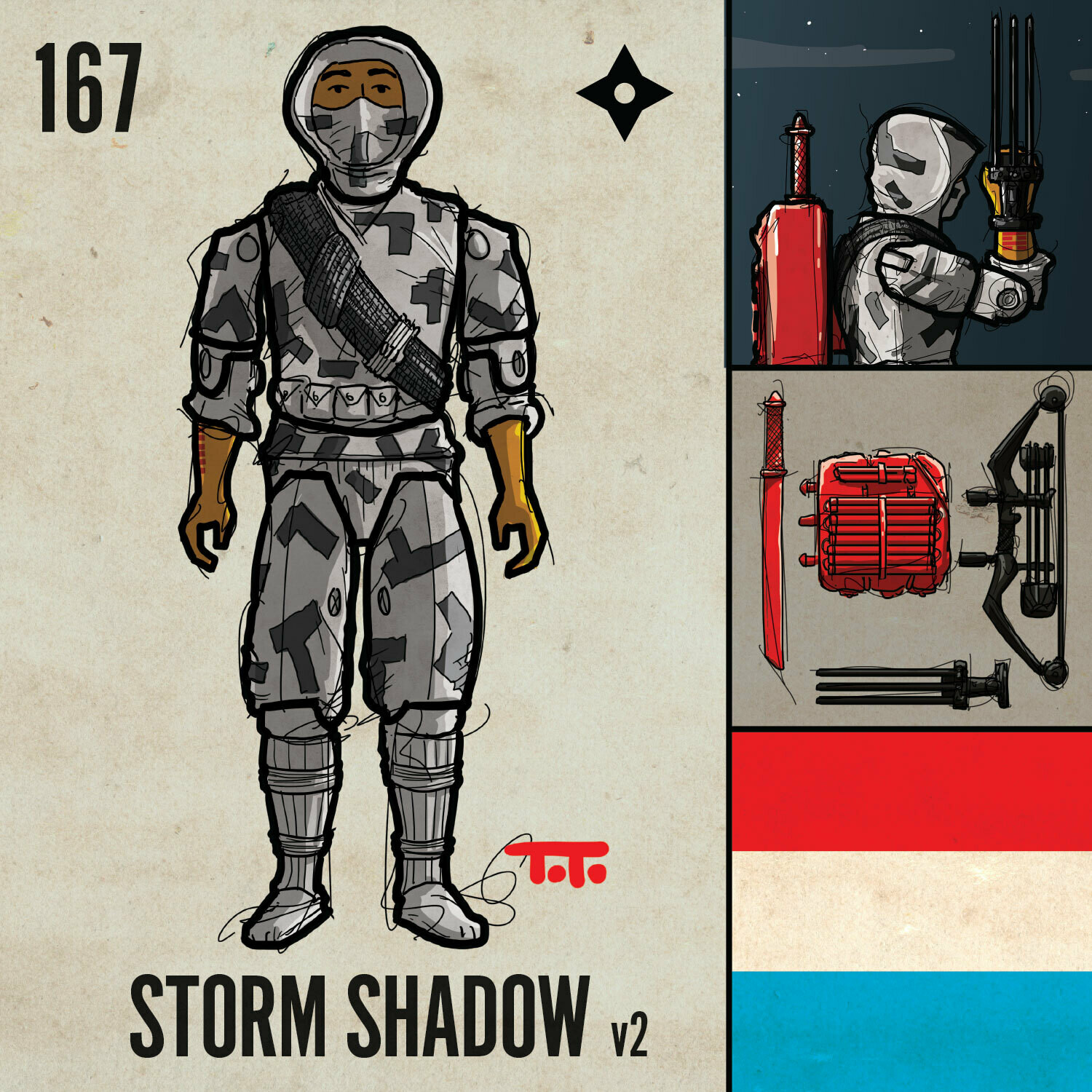 G365 SQ-167 STORM SHADOW v2