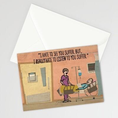 DID - CARD - Nurse
