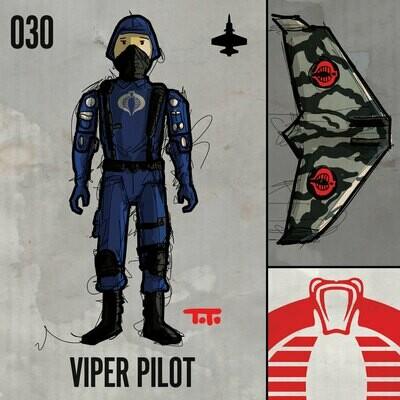 G365 SQ-030 VIPER PILOT