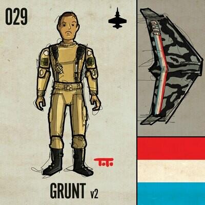 G365 SQ-029 GRUNT v2