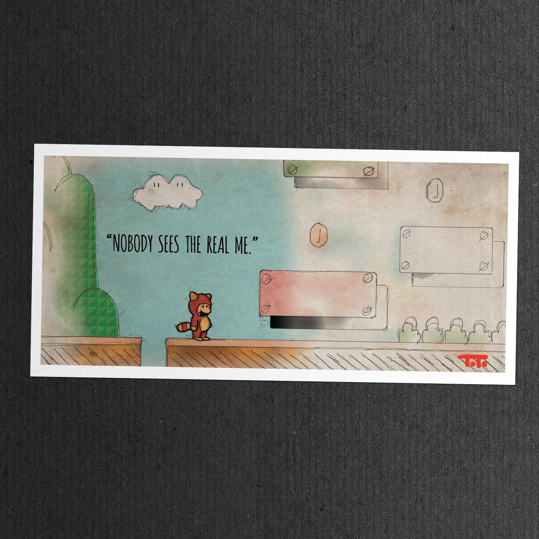 DID Comic - VG - Mario 3