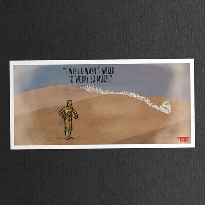 DID Comic - SW - C3PO