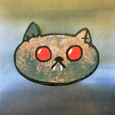 Blood Cuddlers - KITTY HEAD