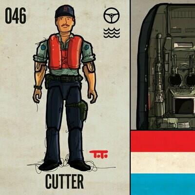 G365 SQ-046 CUTTER