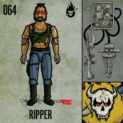 G365 SQ-064 RIPPER