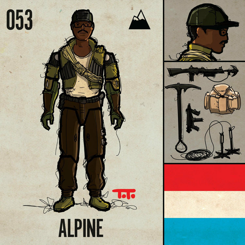 G365 SQ-053 ALPINE