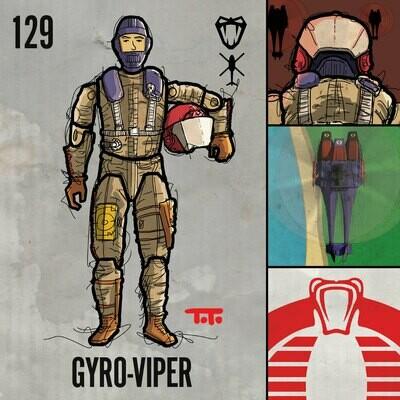 G365 SQ-129 GYRO-VIPER