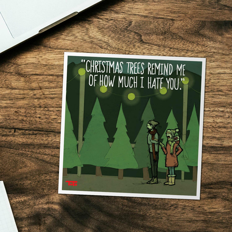 DID - SQ - XM - Christmas Trees