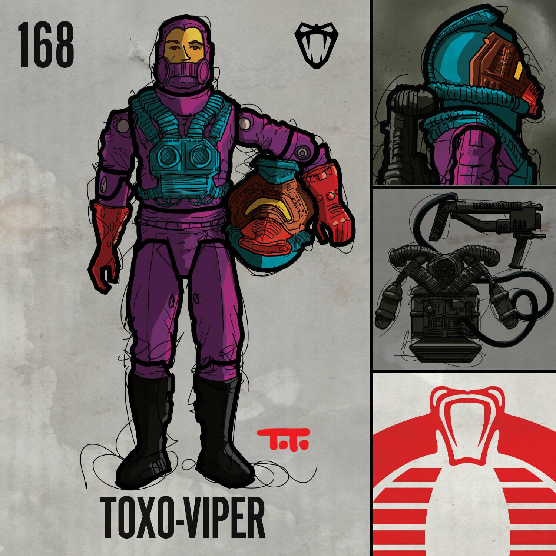 G365 SQ-168 TOXO-VIPER