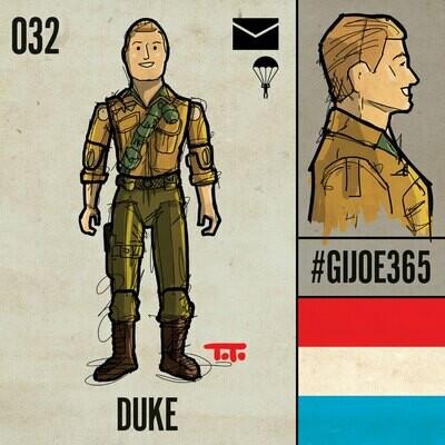 G365 SQ-032 DUKE