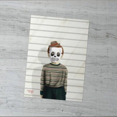 HW - Vintage Kids - 06 - Skull Boy