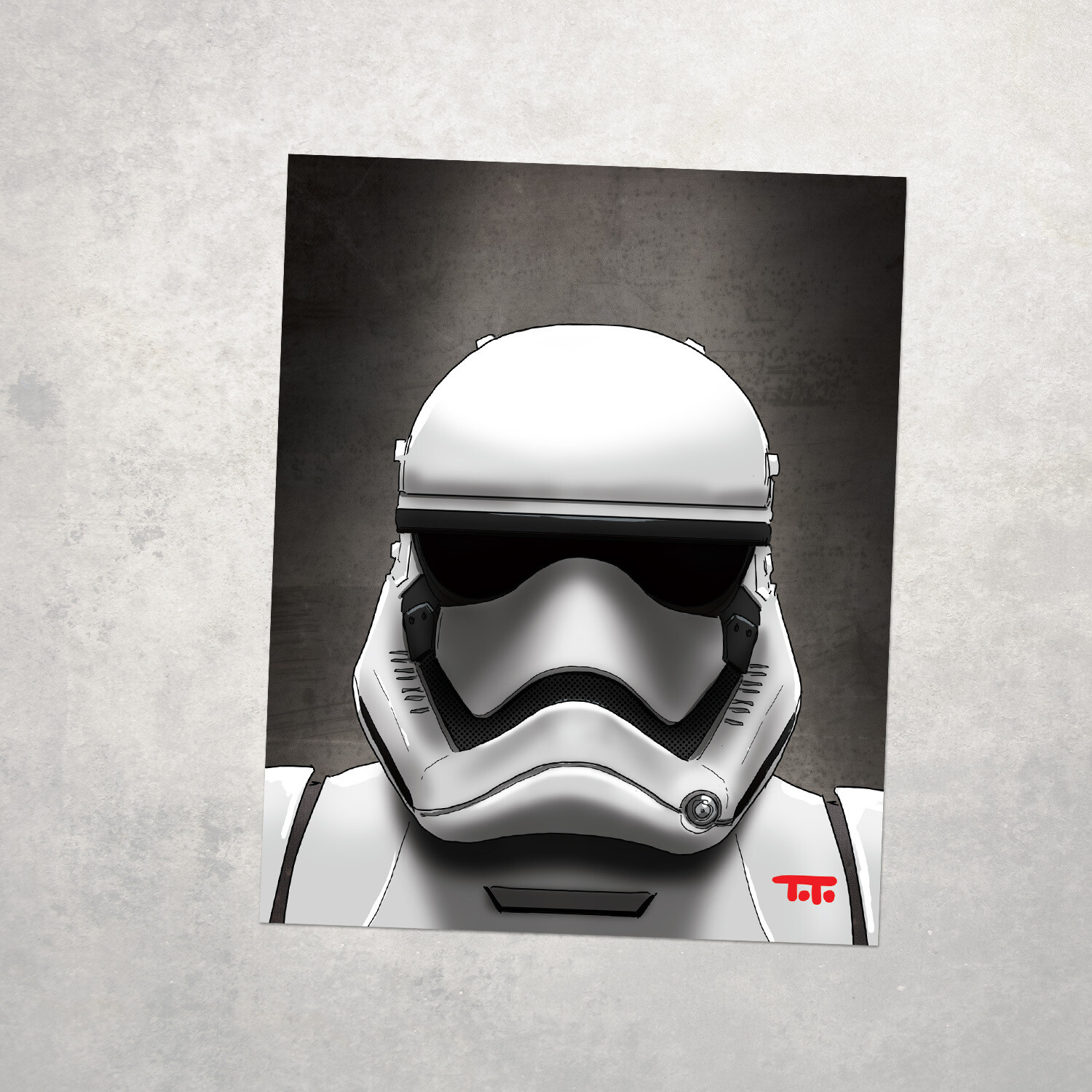KH07 - First Order Stormtrooper