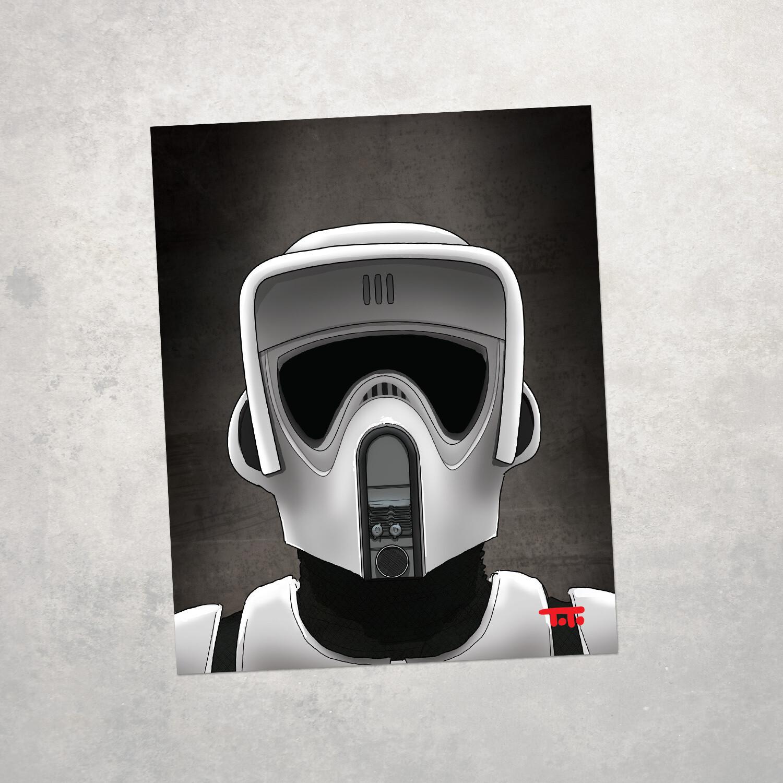 KH14 - Scout Trooper (CLEAN)