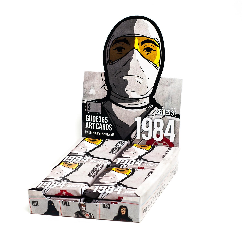 GIJOE365 1984 Counter Display