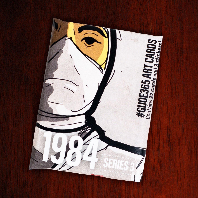 GJIOE365 1984 Card Pack