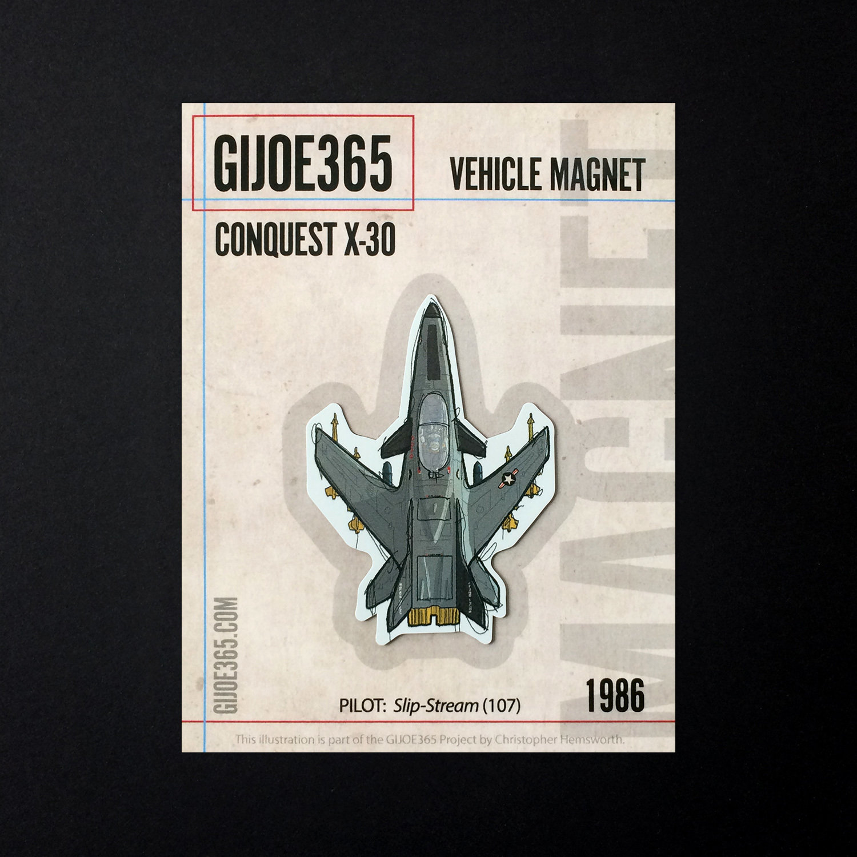 G365 MAGNET - Conquest X-30