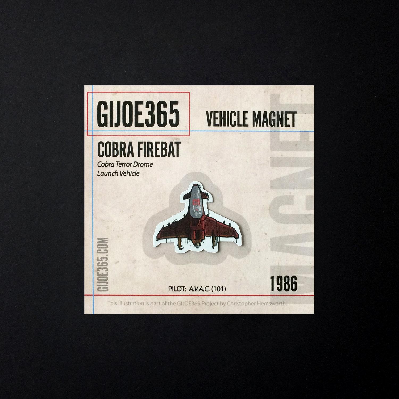 G365 MAGNET - Firebat