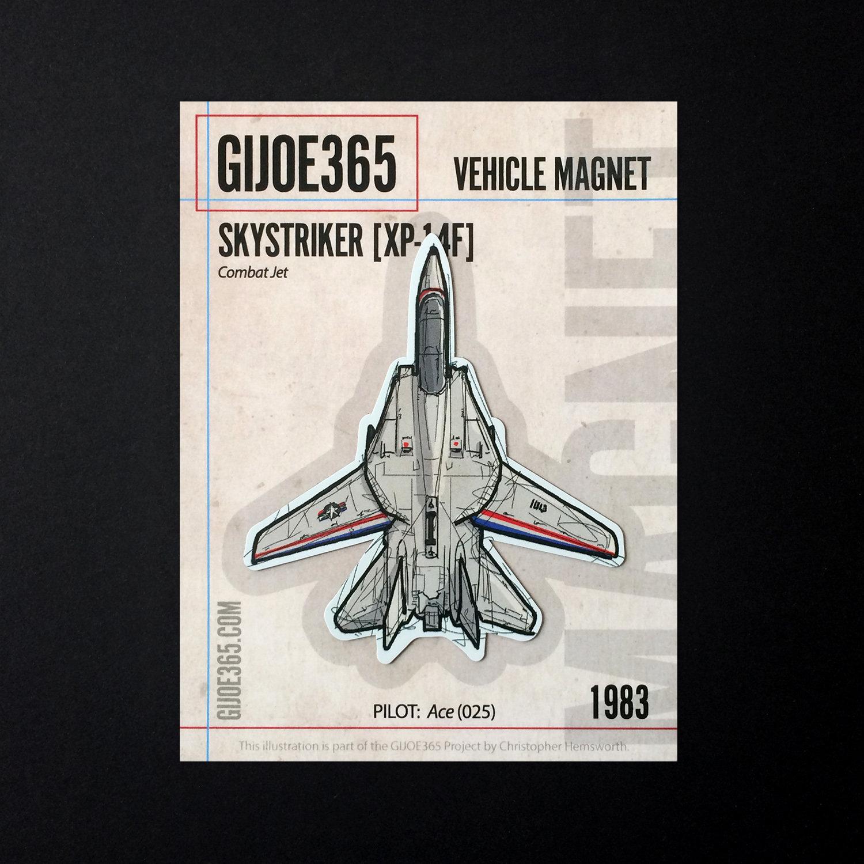 G365 MAGNET - Skystriker (open)