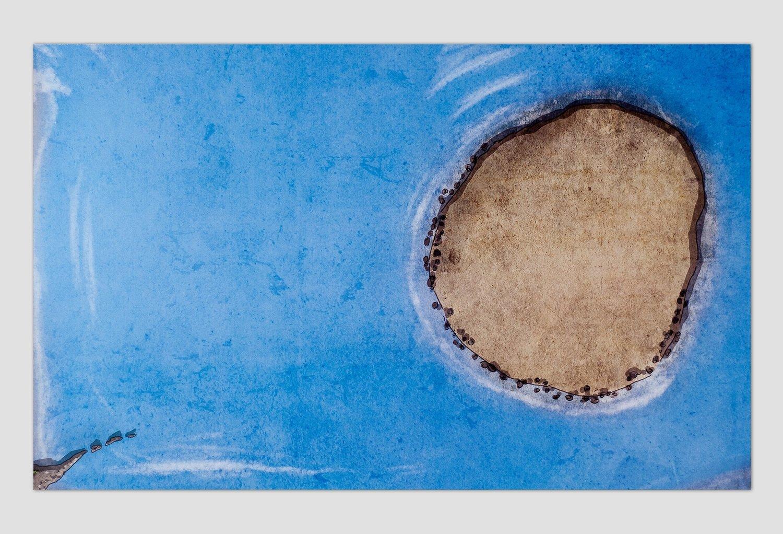 "GJIOE365 Magnet Background 04 - ""Island"""