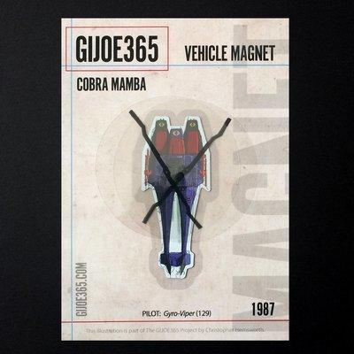 G365 MAGNET - Mamba