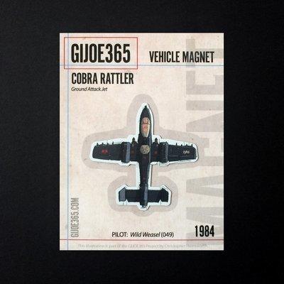 G365 MAGNET - Rattler